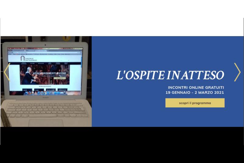 Screenshot 2021 01 27 Home Chiostri di SantEustorgio1 #Apertura Musei