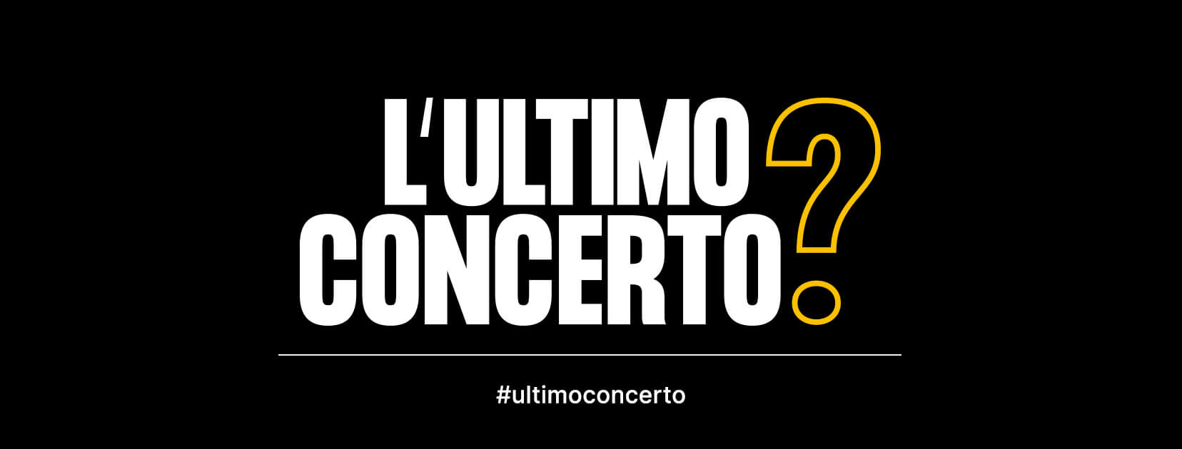 L'ultimo concerto? oltre 130 live club uniti in uno streaming aggratis