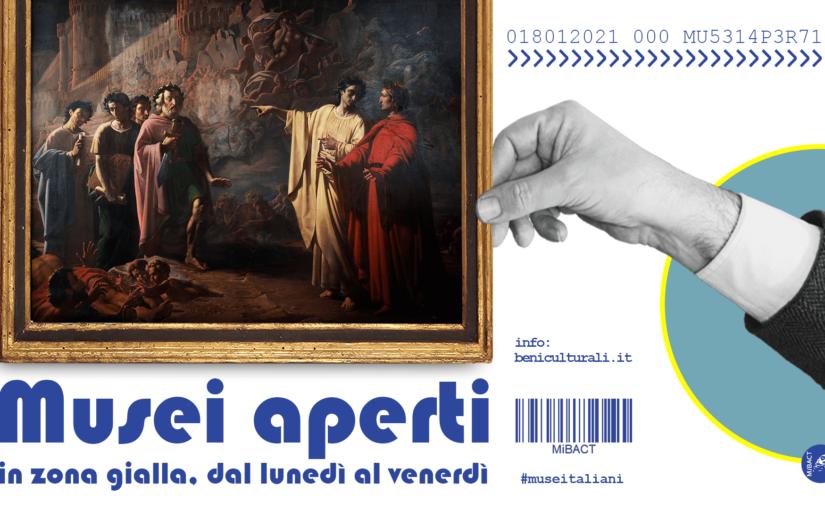 NL 12feb 1 MuseiAperti 825x510 Apertura Musei