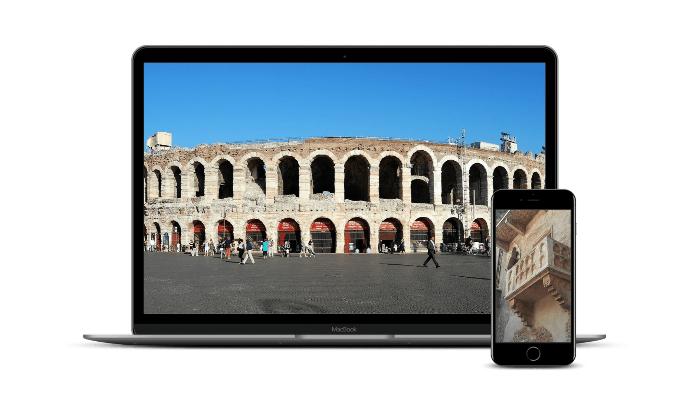 Screenshot 2021 02 02 Tour Virtuale a Verona martedi 16 febbraio alle 211 Eventi, serate..robe