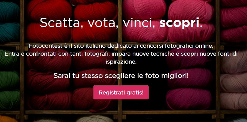 Screenshot 2021 02 06 Fotocontest Concorsi fotografici online gratuiti 2021 Eventi, serate..robe