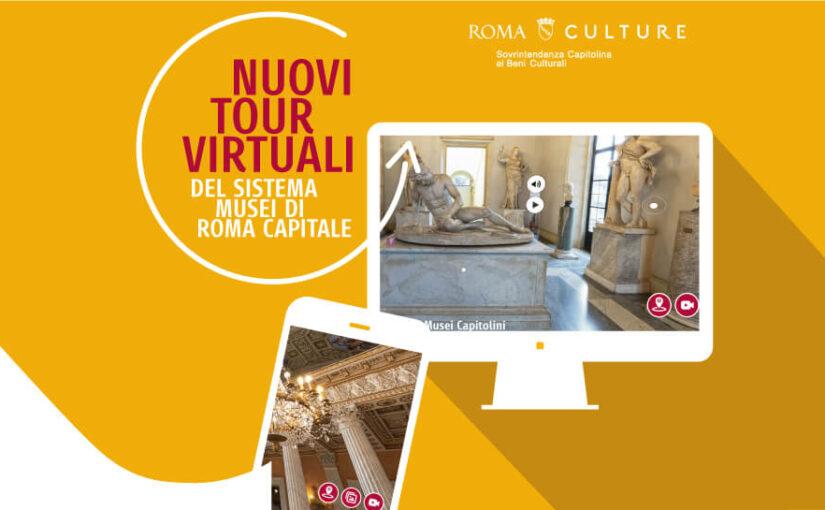1050x545 VT news 825x510 @Roma Tour Virtuali dei musei civici