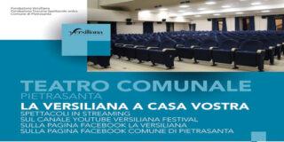 #6 Spettacoli online 'La Versiliana a casa vostra'