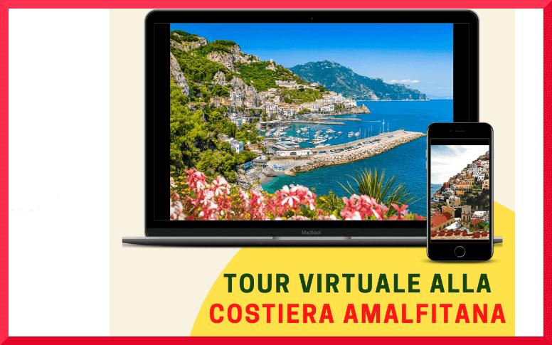 Screenshot 2021 03 25 Tour Virtuale alla Costiera Amalfitana martedi 30 marzo alle 212 Eventi, serate..robe