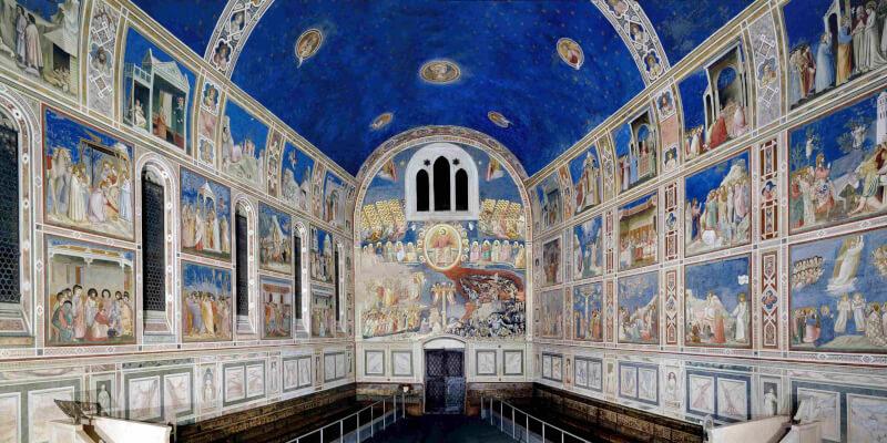Cappella degli Scrovegni a Padova1 scaled 1 Eventi, serate..robe