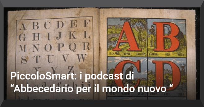 Screenshot 2021 04 18 PiccoloSmart i podcast di Abbecedario per il mondo nuovo Spettacoli e concerti Video a Milano Vi...1 Provincia Italica
