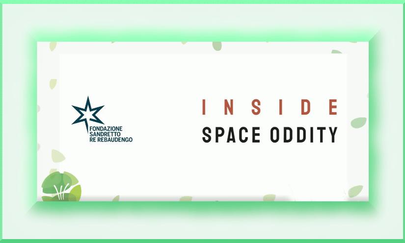 """Senzanome1 825x496 Gioco on line della mostra """"Space Oddity"""""""