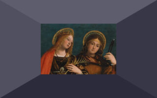 "@ La visita guidata online ""Riconoscere i Santi"""