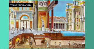 @ Caracalla e le Terme Imperiali