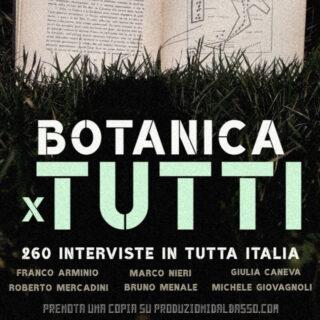 #Botanica per tutti