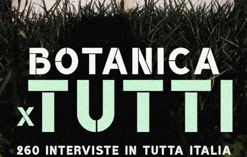 82158577 108007114068213 5260093258259759104 n 800x510 #Botanica per tutti