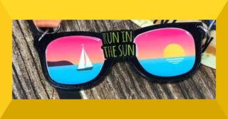 @ Run in The Sun