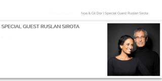 """@ Concerto """"Afterallogy, Noa e Gil Dor"""""""