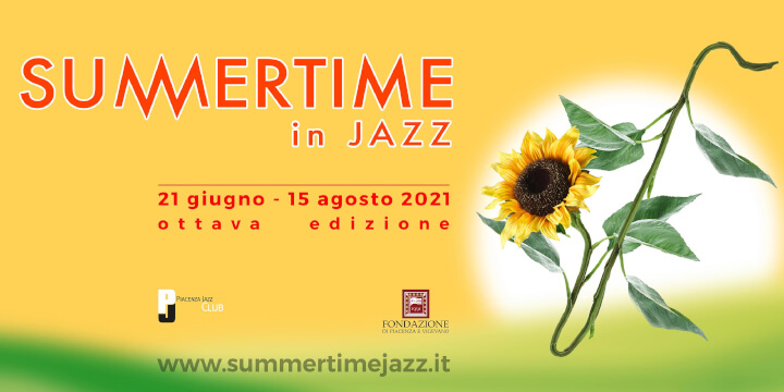 Summertime in Jazz al parco Eventi, serate..robe