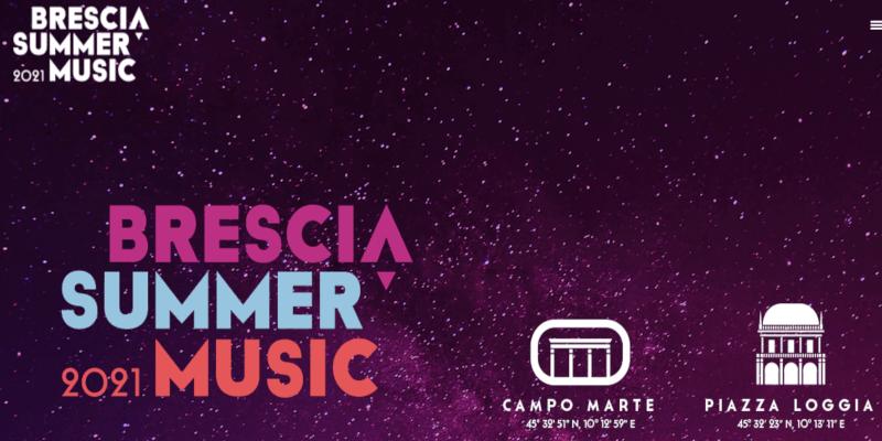 Screenshot 2021 07 10 at 23 17 43 Homepage Brescia Summer Music11 Eventi, serate..robe