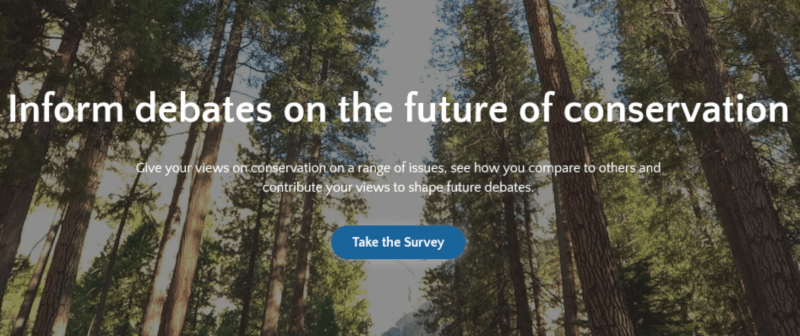 Screenshot 2021 07 27 at 16 12 56 The Future of Conservation1 Eventi, serate..robe