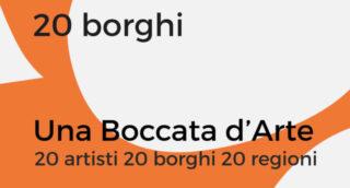 20 BORGHI – 20 ARTISTI – 20 REGIONI