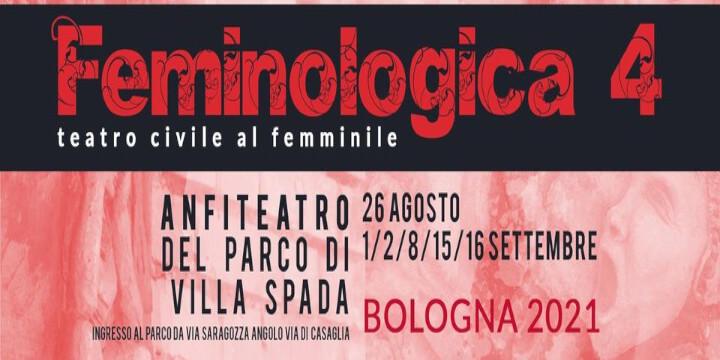 Feminologica 4 teatro civile al femminile Eventi, serate..robe