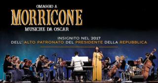 Omaggio a Morricone – Musiche da Oscar