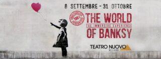 A Milano Mostra Immersiva su Bansky